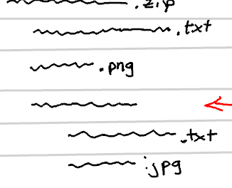 Have you given some thought to how wide the indent would be for each directory level contained within the zip? You may have to make the default width of the Name column match the string length of the deepest file with the added indents (i.e. if there are 3 levels of directories then the minimum width of the name column should be the width of the longest filename is this directory level with three indents). If you want the Name column width to be fixed for all zips, tarballs or other archive files then you may need to speak with the mentors to figure out the average number of directory levels in zip files to calculate the average number of indents that will be required).   If you are interested in considering an alternate way of displaying the different directory nesting levels you might want to consider subsituting the indent with the relative path for the file as shown below.   test.zip file.text directory_name directory_name/other_file.text